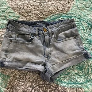 American Eagle High Waisted Shortie